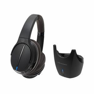 【驚きの値段】 ATHDWL770 ハイレゾ音源対応 ATH-DWL770 デジタルワイヤレスヘッドホンシステム 納期約1~2週間 オーディオテクニカ-ヘッドホン・イヤホン