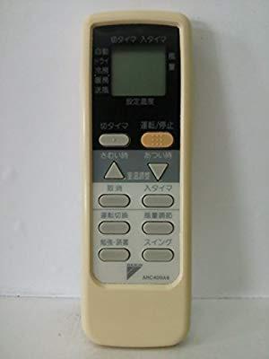 ダイキン エアコンリモコン ARC409A6(品)
