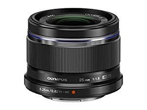 激安直営店 F1.8 マイクロフォーサーズ用 M.ZUIKO DIGITAL 25mm ブラック 単焦(品) OLYMPUS-カメラ