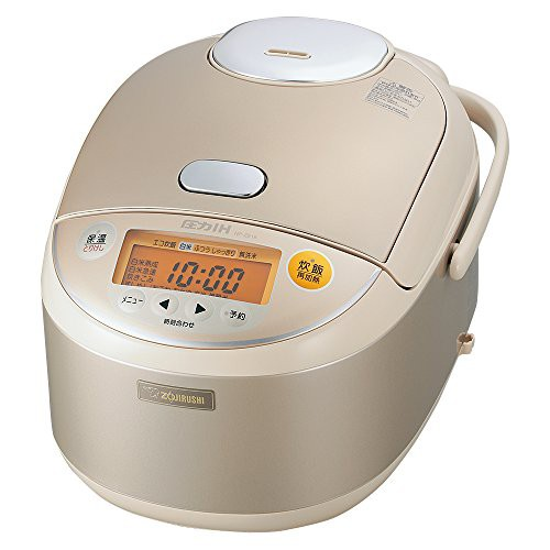 早割クーポン! 象印 圧力IH炊飯器 1升 NP-ZE18-NL(品), ザッカ ミント 37274087