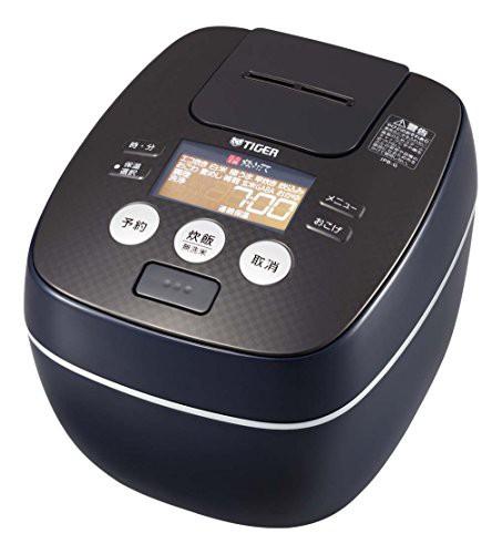 品質検査済 タイガー 炊飯器 5.5合 圧力 IH ブルー ブラック 炊きたて 炊飯 ジャー JPB(品), アンガ食品 安さんがつくるキムチ 8ef048d3