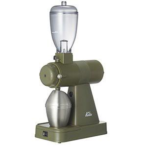 大きい割引 カリタ コーヒーミル ネクストG 電動ミル 61090 アーミーグリーン(品), 丸久金物 d8eb6d98