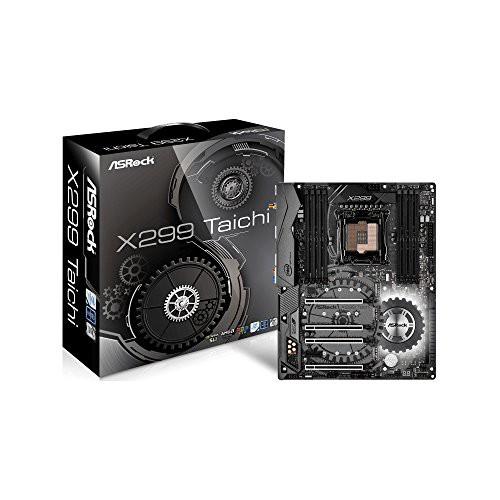 【NEW限定品】 Taichi(品) ATXマザーボード X299 Intel [キャッシュレス5%還元]ASRock X299チップセット搭載-その他パソコン・PC周辺機器