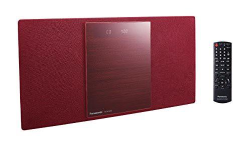 一番の [キャッシュレス5%還元]パナソニック ミニコンポ Bluetooth対応 レッド SC-HC400-R(品), 原宿ジュエリーオペラ 98648c2b