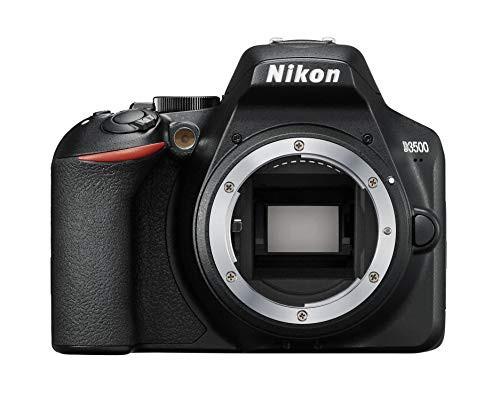 店舗良い D3500 デジタル一眼レフカメラ ボディ [キャッシュレス5%還元]Nikon D3500(品)-カメラ