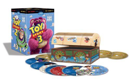 最も完璧な [キャッシュレス5%還元]Toy Story Trilogy/ [Blu-ray] [Import](品), 天使&猫のお花畑アンジェロ 8570116e