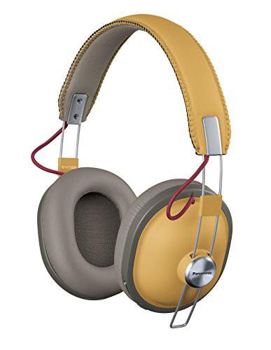 [キャッシュレス5%還元]パナソニック 密閉型ヘッドホン ワイヤレス Bluetooth対応 キャメルベージ (品)