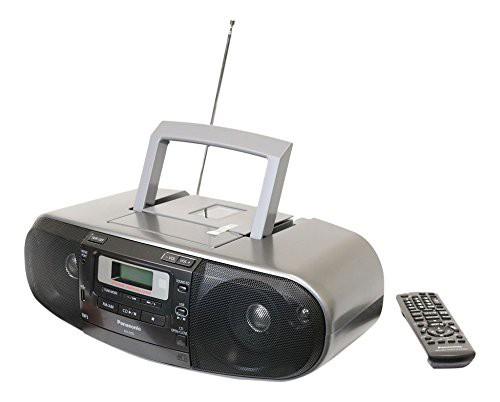 沸騰ブラドン [キャッシュレス5%還元]Panasonic RX-D55GC-K Boombox テ「ツツ High Power MP3 CD AM/ FM Radio Casse(品), MPLAMPS JAPAN 59a09d59