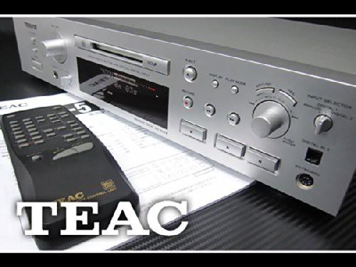 最愛 [5%還元]TEAC ティアック MD-5MKII MDレコーダー MDLP(品), キソムラ 08a2def7