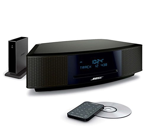 爆買い! [5%還元]Bose Wave Music System IV Bundle with Bluetooth Adapter II (Espresso B(品), ヤマナシシ 074f52fe