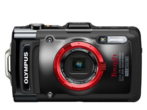 激安直営店 100kgf耐荷重(未使用の新古品) TG-2 デジタルカメラ STYLUS 15m防水 1200万画素CMOS [キャッシュレス5%還元]OLYMPUS-カメラ