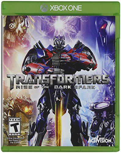 安い割引 [キャッシュレス5%還元]Transformers Rise of the Dark Spark (輸入版:北米) - XboxOne(未使用の新古品), 尾島町 beae710b