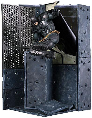 【送料無料/即納】  (未使用の新古品) PVC製 アーカム・ナイト 塗装 [キャッシュレス5%還元]コトブキヤ バットマン 1/10スケール ARTFX+-その他おもちゃ
