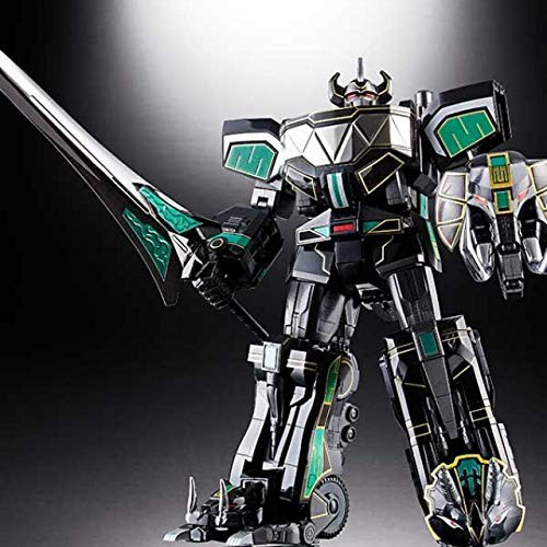【初回限定お試し価格】 GX-72B 大獣神(ブラックバージョン)(未使用の新古品) [キャッシュレス5%還元]超合金魂-その他おもちゃ