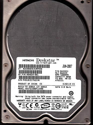 魅力の PN404024-001 ドナーパーツ(認定リファービッシュ品)(未使用の新古品) [キャッシュレス5%還元]HDS721680PLA380-その他パソコン・PC周辺機器