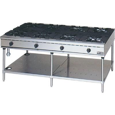 激安商品 NEWパワークックガステーブル(8口) RGT-1812C 【新品】マルゼン-キッチン家電