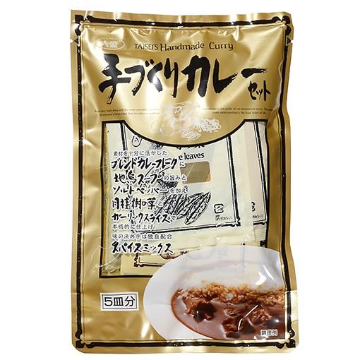 TOMIZ cuoca (富澤商店 クオカ) 手作りカレーセット(大盛食品) / 1袋(145.5g) スパイス ミ