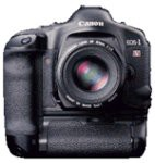 日本最大級 HS EOS-1V Canon ボディ(品)-カメラ