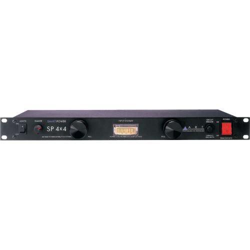 【予約】 ART SP4x4 Metered Power Distribution System 1800 Watts 1U Rack Mountab(品), ヒラオチョウ fac406a0