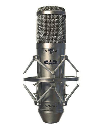 完成品 CAD Audio GXL3000 Microphone a condensateur multi-directivite(品), ムナカタシ 7eca22b1