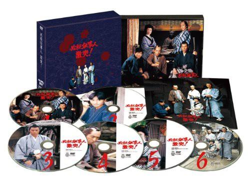雑誌で紹介された 必殺仕事人 激突!DVD-BOX(品), Total table ware MIZUSAWA 04ca4111