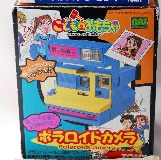 手数料安い ポラロイドカメラ こどものおもちゃ(品)-カメラ
