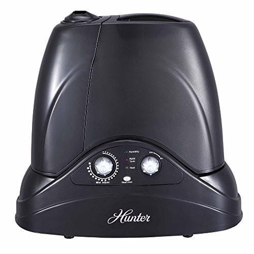 直送商品 Hunter 1.5g Ultrasonic Mist Cool by And Warm Mist Humidifier Humidifier by Hunter [並行輸(品), はいて屋:1687b1d8 --- chevron9.de