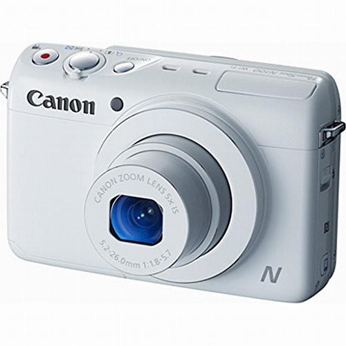 大流行中! Shot N100 PSN100(品) Canon デジタルカメラ 光学5倍ズーム Power-カメラ