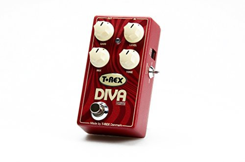 新しいコレクション T-REX エフェクター ギター用 オーバードライブ DIVA DRIVE(品), 下北山村 d76c572e