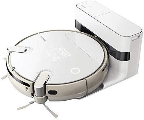 春新作の 東芝 東芝 ロボット掃除機 トルネオ ロボ トルネオ グランホワイト ロボ VC-RCX1-W(品), ホソイリムラ:7e056a69 --- kzdic.de