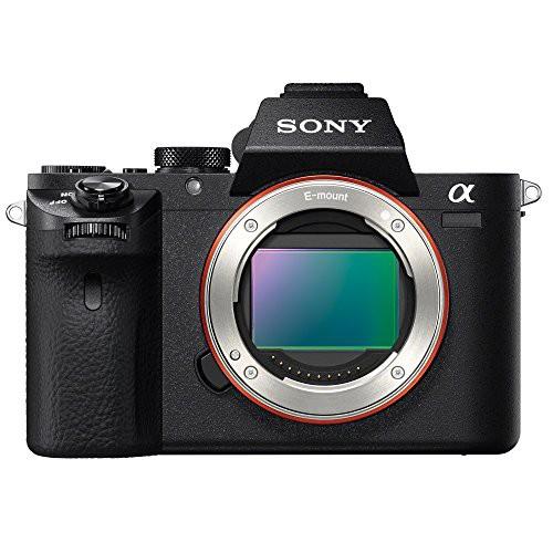 ー品販売  デジタル一眼カメラ「α7SII」ボディ ILCE-7SM2(品) ソニー-カメラ
