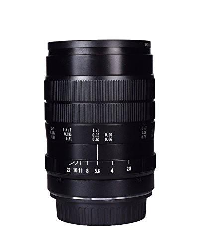 本物品質の F2.8 LAO0011(品) マクロレンズ 60mm LAOWA ソニーEマウント用 APS-C対応-カメラ