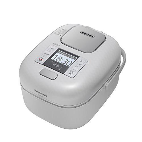 【オープニング 大放出セール】 パナソニック 3合 炊飯器 圧力IH式 おどり炊き 豊穣ホワイト SR-JX056-W(品), インポートセレクトSHOPでらでら 7067c429