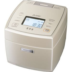 堅実な究極の 三菱 IHジャー炊飯器(5.5合炊き) 白和三盆MITSUBISHI 本炭釜 NJ-VW108-W(品), 住宅設備機器 tkfront aa5d6f30
