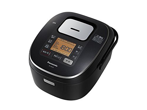 【楽天最安値に挑戦】 パナソニック 1升 炊飯器 IH式 ブラック SR-HB187-K(品), ジーラブ b6fe4216