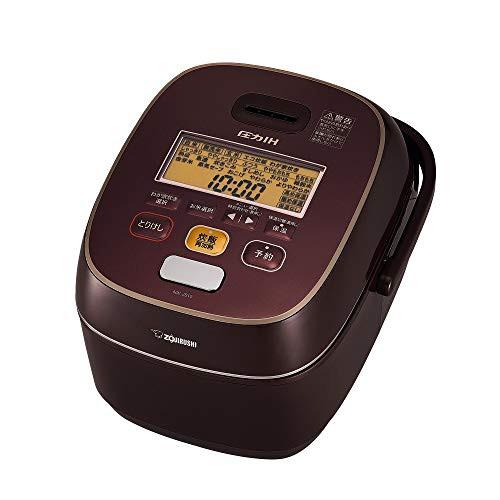 割引クーポン NW-JS10-VD(品) 炊飯器 圧力IH式 極め炊き 5.5合 ボルドー 象印-キッチン家電