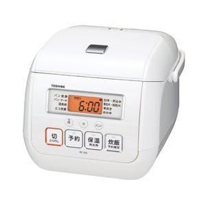 【SEAL限定商品】 東芝 マイコンジャー炊飯器(3合炊き) グランホワイトTOSHIBA RC-5SL-W(品), 業務用食器の食器プロ 3f30295f
