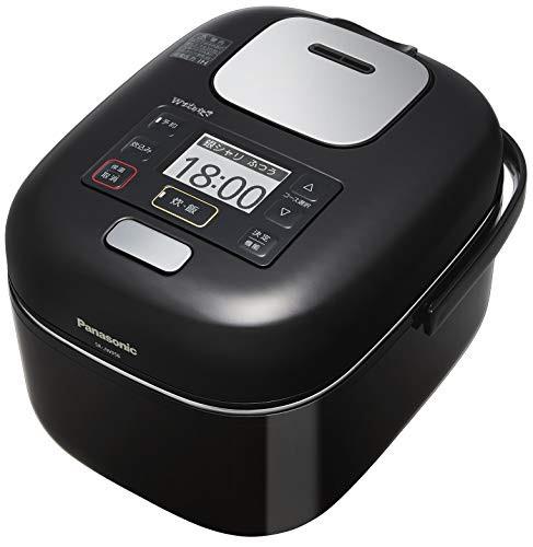 【あす楽対応】 パナソニック パナソニック 炊飯器 3合 3合 シャインブラ 圧力IH式 Wおどり炊き Jコンセプト シャインブラ (品), 究極うどん中村製麺所:e0fb534a --- eu-az124.de