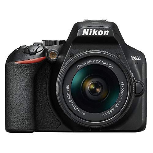 品質検査済 D3500LK(品) AF-P D3500 デジタル一眼レフカメラ レンズキット Nikon VR 18-55-その他家電