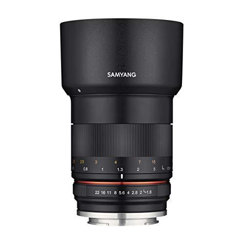 【特別訳あり特価】 単焦点中望遠レンズ UMC ED SAMYANG αE用(品) F1.8 CS 85mm ソニー-カメラ