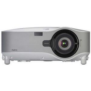 【良好品】 デジタルプロジェクター WXGA - 1280 - x NEC インストールNP3151W 800 16.(未使用品)-ホームシアターシステム