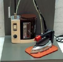 低価格 ナオモトボンプ式アイロンHYS-520P(未使用品), RinRin工房:786e8f43 --- kzdic.de