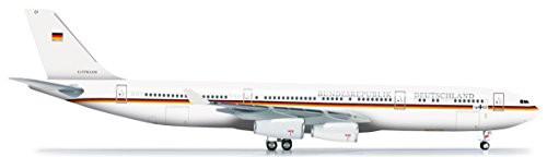 【超歓迎】 ヘルパ Wings 1 Wings/200 A340-300 ヘルパ ドイツ空軍 1/200 完成品(未使用品), アジアンギャラリー:3f1f42ef --- keles-montagen.de