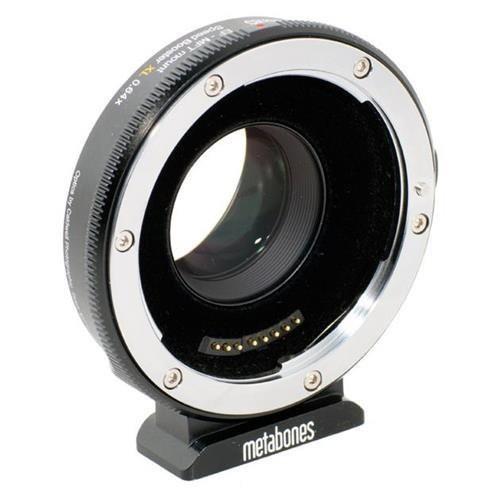 有名ブランド METABONES Speed マイクロフォーサーズマウント用EFマウントアダプター Boo(未使用品)-カメラ