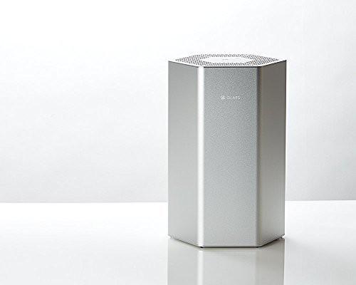新しい GLA-A1-S(シルバー) GLAPS GLAPS 空気清浄機 A1 A1 空気清浄機 空気清浄11畳(未使用品), うつわや悠々:2350877c --- kzdic.de