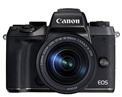 オープニング 大放出セール Canon ミラーレス一眼カメラ EF-M18-150mm EOS M5 Canon レンズキット EF-M18-150mm F3.5-6.3 F3.5-6.3 I(未使用品), アジアン & カジュアル マーライ:ae14ef01 --- kzdic.de
