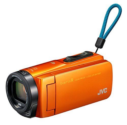代引き人気 Wi-Fi ビデオカメラ JVCKENWOOD 防水 R 防塵 Everio JVC サンライズオ(未使用品) 64GB-ビデオカメラ