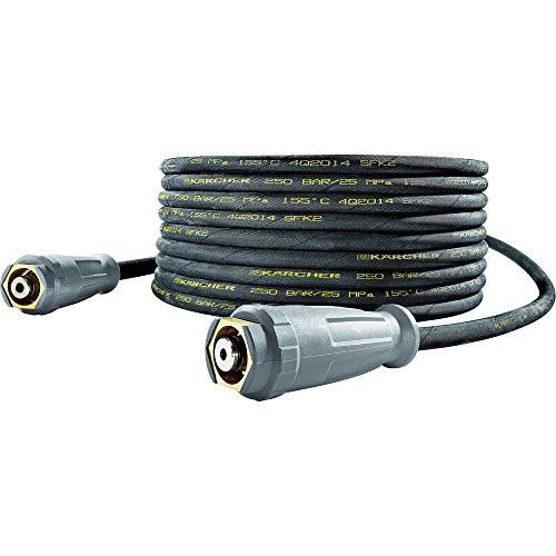 【美品】 ケルヒャー 高圧ホース EASYLock 20m ID8 UNTITWIST 61100320 掃除機用オプ(未使用品), 近江町北形青果 0c508f4e