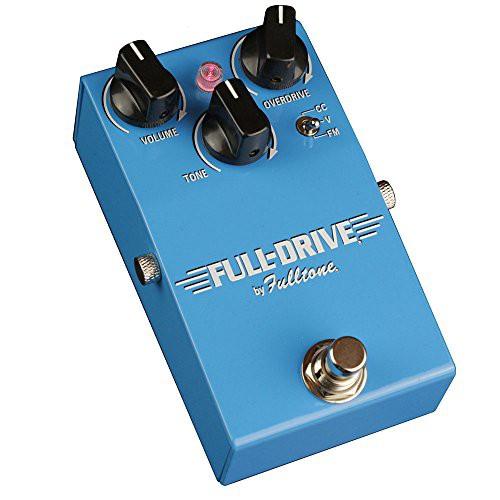人気商品 Fulltone FULL-DRIVE 1 オーバードライブ ギターエフェクター(未使用品), 天城町 3537eced