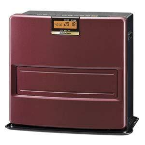 安価 石油ファンヒーター(木造12畳/コンクリート17畳まで【暖房器具】CO(未使用品) コロナ-その他家電